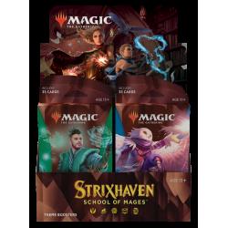 Strixhaven: Akademie der Magier - Themen-Booster Display
