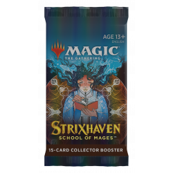 Strixhaven : l'Académie des Mages - Booster Collector