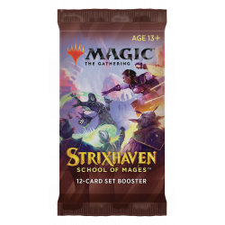 Strixhaven : l'Académie des Mages - Booster d'Extension