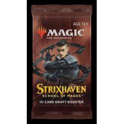 Strixhaven: Akademie der Magier - Draft-Booster