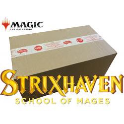 Strixhaven: Akademie der Magier - 6x Draft-Booster Display (Case)