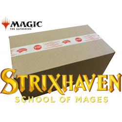 Strixhaven: School of Mages - 6x Draft Booster Box (Case)