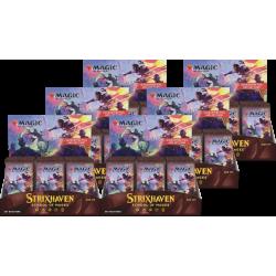 Strixhaven: Scuola dei Maghi - 6x Confezione di Buste dell'Espansione (Case)