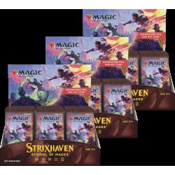 Strixhaven: Scuola dei Maghi - 3x Confezione di Buste dell'Espansione
