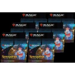 Strixhaven: Scuola dei Maghi - 6x Confezione di Collector Booster (Case)
