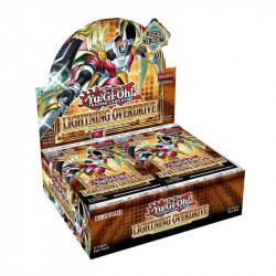 Yu-Gi-Oh! - Lightning Overdrive - Booster Display