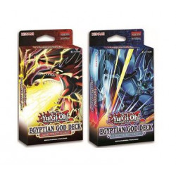 Yu-Gi-Oh! - Structure Decks Set (2 Decks) - Egyptian Gods
