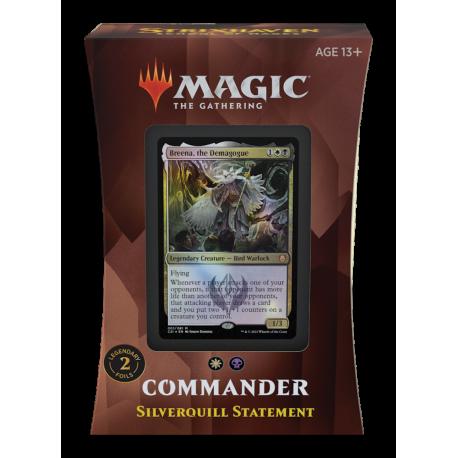 Strixhaven: School of Mages - Commander Deck - Phantom Premonition