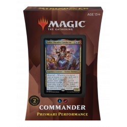 Strixhaven : l'Académie des Mages - Deck Commander - Phantom Premonition