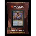 Strixhaven: School of Mages - Commander Deck - Prismari Performance