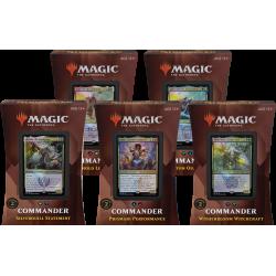 Strixhaven: Akademie der Magier - Commander-Decks Set (2 Decks)