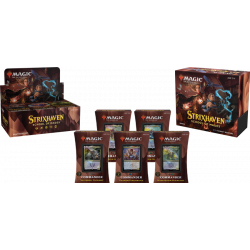 Strixhaven: School of Mages - Mega Pack