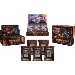 Strixhaven: Akademie der Magier - Mega Pack XL