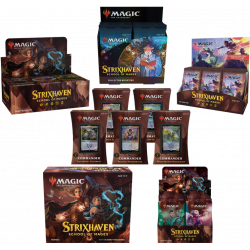 Strixhaven: School of Mages - Mega Pack XXL