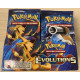 Pokemon - XY12 Evolutions Booster Display (36 Boosters) - DAMAGED