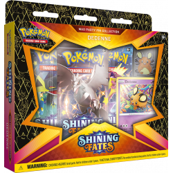 Pokemon - SWSH4.5 Destino Splendente - Collezioni con Spilla Festa di Matti