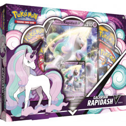 Pokemon - Galarian Rapidash V Box