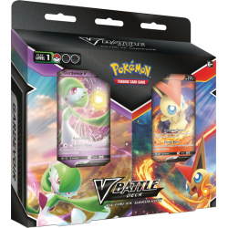 Pokemon - Deck Combat‑V - Victini vs Gardevoir