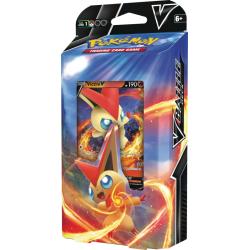 Pokemon - V‑Kampfdecks - Victini‑V oder Guardevoir‑V