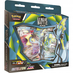 Pokemon - League Battle Deck - Inteleon VMAX