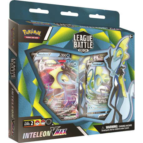 Pokemon - League Battle Deck - Inteleon VMAX