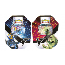 Pokemon - Tin-Box V-Kämpfer - Set (Despotar-V & Impoleon-V)