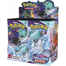 Pokemon - SWSH6 Chilling Reign - Booster Display (36 Boosters)