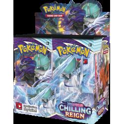 Pokemon - SWSH6 Regno Glaciale - Booster Box (36 Buste)