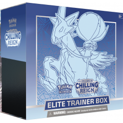 Pokemon - SWSH6 Chilling Reign - Elite Trainer Box