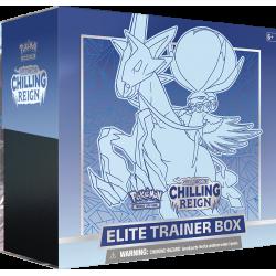 Pokemon - SWSH6 Schaurige Herrschaft - Top-Trainer-Box