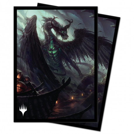 Ultra Pro - Strixhaven 100 Sleeves - Beledros Witherbloom