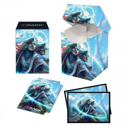 Ultra Pro - Strixhaven Combo Deck Box & 100 Sleeves - Adrix and Nev, Twincasters