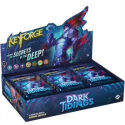 KeyForge - Dark Tidings - Archon Deck Display (12x Decks)