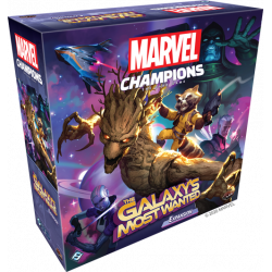 Marvel Champions - Campaign Expansion - The Galaxy's Most Wanted