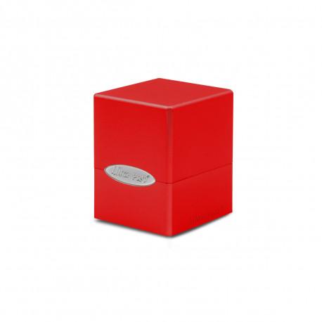 Ultra Pro - Satin Cube - Apple Red