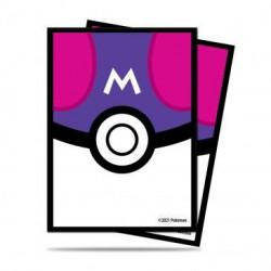 Ultra Pro - Pokémon 65 Sleeves - Master Ball