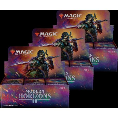 Modern Horizons 2 - 3x Draft Booster Box