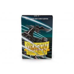 Dragon Shield - Matte 100 Japanese Size Sleeves - Jet