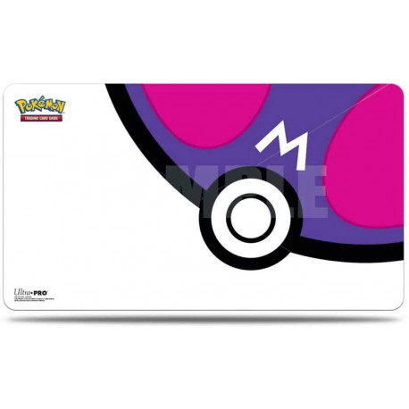 Ultra Pro - Pokémon Playmat - Master Ball