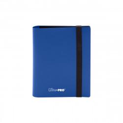 Ultra Pro - Eclipse 2-Pocket PRO-Binder - Pacific Blue