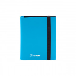 Ultra Pro - Eclipse 2-Pocket PRO-Binder - Sky Blue