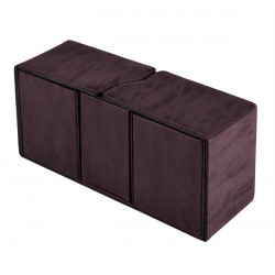 Ultra Pro - Suede Alcove Vault - Amethyst