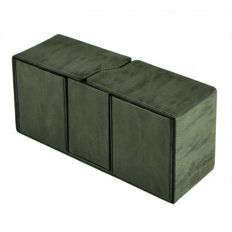 Ultra Pro - Suede Alcove Vault - Emerald