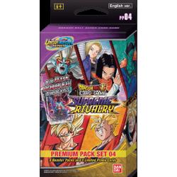 Dragon Ball Super - Premium Pack Set - Supreme Rivalry