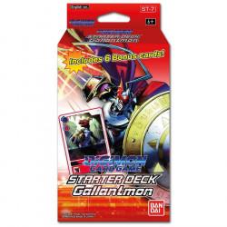 Digimon Card Game - Starter Deck - Gallantmon ST-7