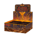 Flesh and Blood TCG - Crucible of War - Unlimited Edition Booster Display