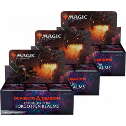 Adventures in the Forgotten Realms - 3x Draft Booster Box
