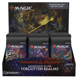 Adventures in the Forgotten Realms - Set Booster Box