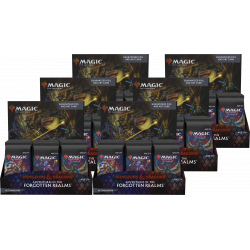 Adventures in the Forgotten Realms - 6x Set Booster Box (Case)