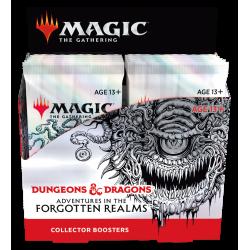 Forgotten Realms : aventures dans les Royaumes Oubliés - Boîte de Boosters Collector
